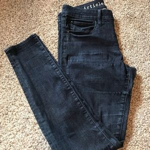 Women's Articles of Society Jeans Size 27